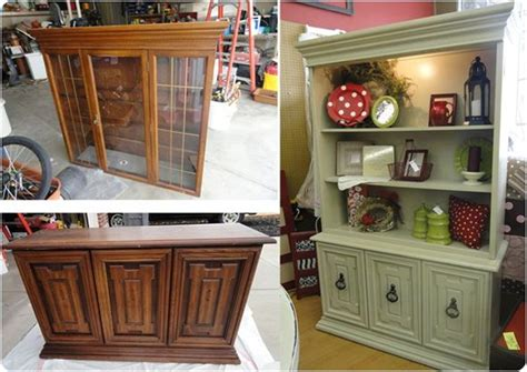 repurpose old china cabinet 549 best images about hutch diy on pinterest