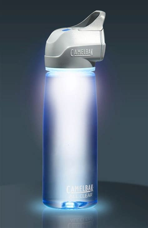 C Light by Portable Uv C Bottle Lights The Way To Clean Water Cnet