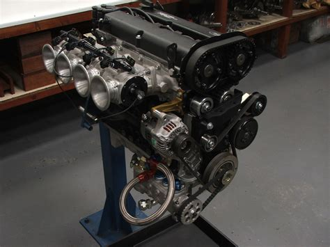 Ford 2 0 Engine by Zetec Engines
