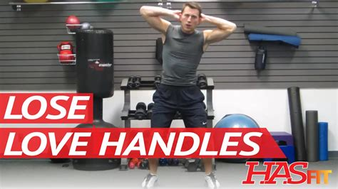get rid of handles workout best oblique exercises