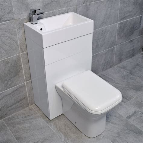 Space Saving Bathroom Sink by All In One Space Saving Toilet Sink Basin Combination