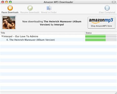 download mp3 from amazon to itunes first impressions amazon mp3 beta paulstamatiou com
