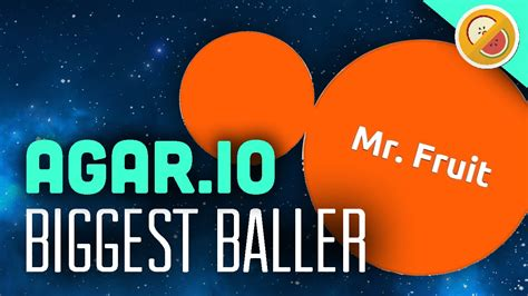 mr fruit gaming agar io the baller moments 4 mr