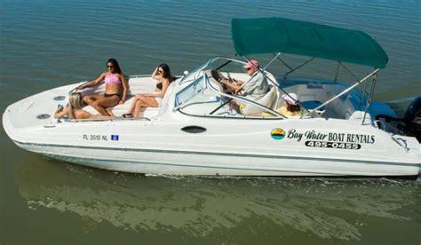 boat rental bonita springs bay water boat rental fleet bonita springs florida