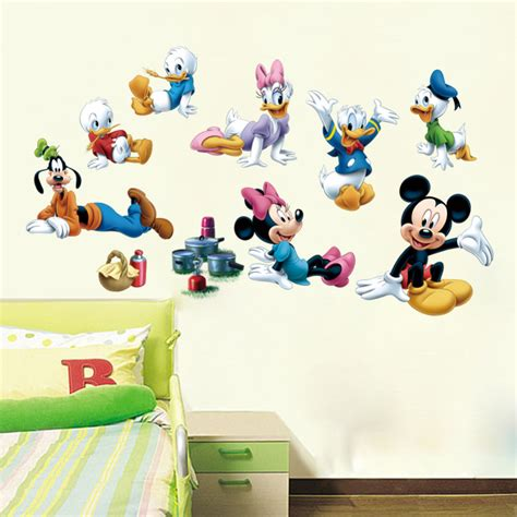 removable wall stickers for kids bedrooms aliexpress com buy animal cartoon kindergarten removable