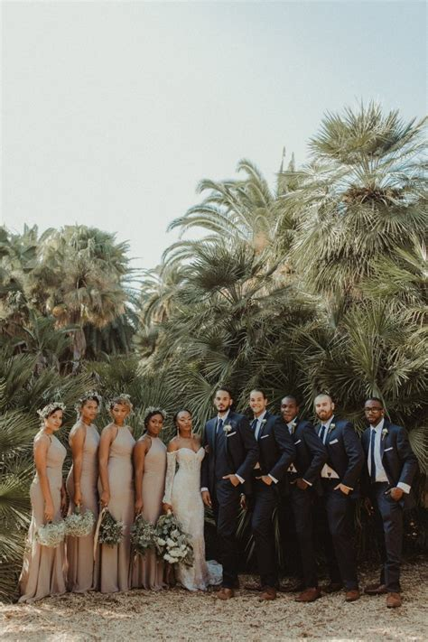 Sultry and Romantic California Wedding at Fullerton