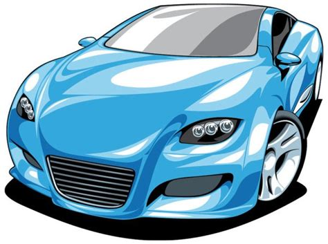 cartoon sports car cartoon sport cars clipart best