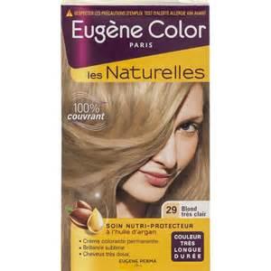 in color eugene coloration permanente les naturelles blond tr 232 s clair