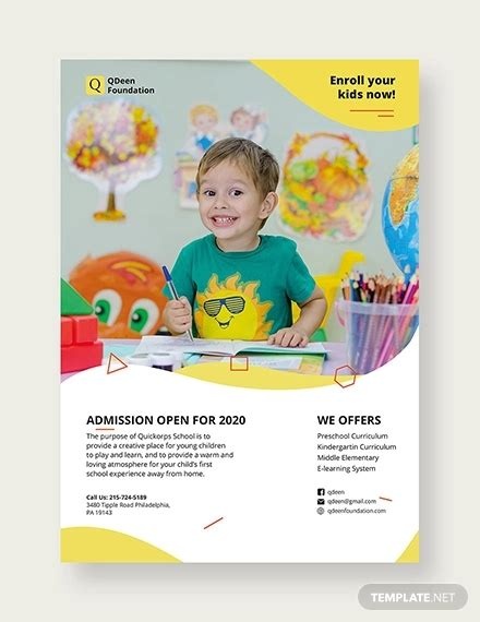 27 School Flyers Templates Psd Ai Pages Docs Free Premium Templates School Flyer Templates