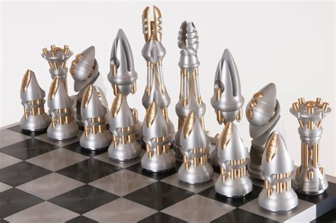 unique chess sets my sculpture blog chess by bathgate