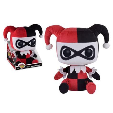 Funko Pop Dc Comic Batman Harley Quinn With Mallet Topic dc comics batman harley quinn mega pop plush by funko ebay