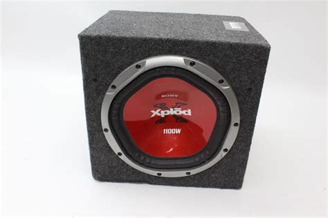 Speaker Aktif Sony Xplod sony xplod 1100w 10 quot subwoofer property room
