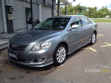 small engine maintenance and repair 2008 toyota camry solara lane departure warning toyota camry 2008 v 2 4 in sabah automatic sedan silver for rm 69 000 3478817 carlist my