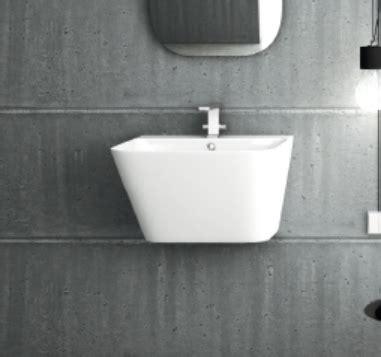 bidet waschbecken badkeramik waschbecken wc bidet wand h 228 nge
