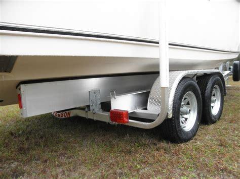 aluminum bunks for boat trailers aluminum trailer bunks sharp edges the hull truth