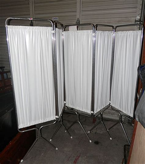 privacy curtains for medical office all about props rent medical furniture props