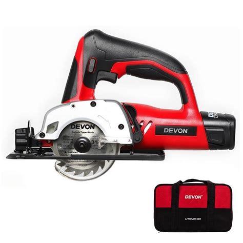 mini wood saw li 12v lithium rechargeable electric circular saw