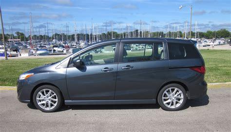 mazda minivan 2012 mazda mazda5 minivan