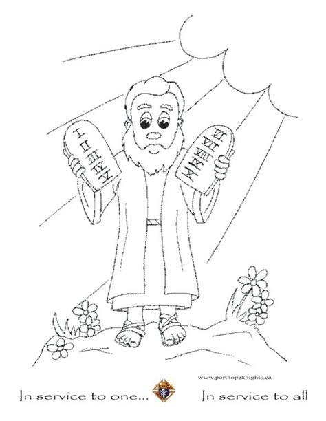the greatest commandment coloring page coloring pages