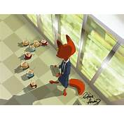 GALLERY Concept Art For Disney's 'Zootopia'  Animation
