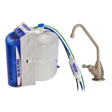 Ohome Aqualife Ro Aql002 Dispenser pelican water pro 6 stage countertop osmosis water filtration system with