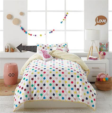 Bed Cover Set Mickey Polka 120x200 creative colour bed linen range harvey norman australia