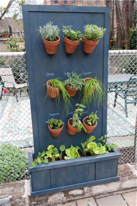 diy vertical garden creative diy herb garden ideas