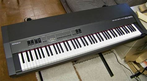 Keyboard Roland Rd 300 Untitled Document Www Svend Net