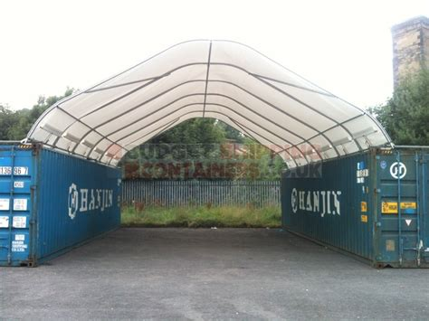 How To Build Barn Shipping Container Pvc Canopy 40ft 12m Long X 8m Wide