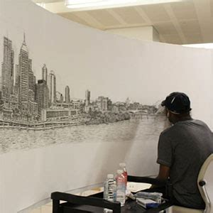 time lapse of brisbane panorama by stephen wiltshire youtube news from come in we are open to a brush of brilliance