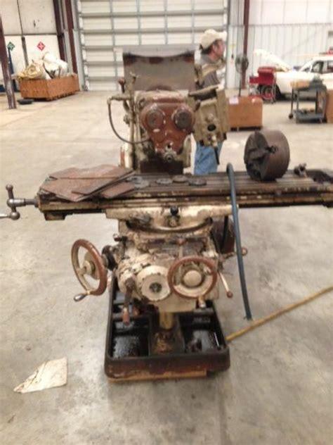 brown sharpe   universal mill