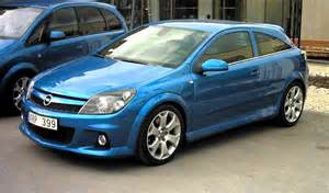 Blue Vauxhall Astra File Opel Astra Blue Jpg