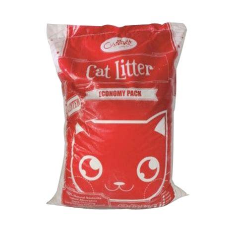 Scoop Pasir Kucing Sendok Pasir jual cat litter cubnkit pasir kucing 20 kg harga kualitas terjamin blibli