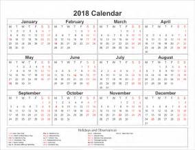 Calendar 2018 Singapore With Week Printable Calendar 2018 Printable Calendar Templates