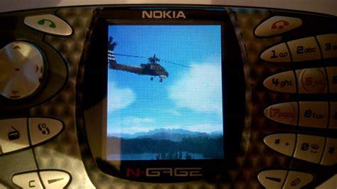 Nokia N Gage Classic nokia n gage classic overclocked to 175 mhz spmark04