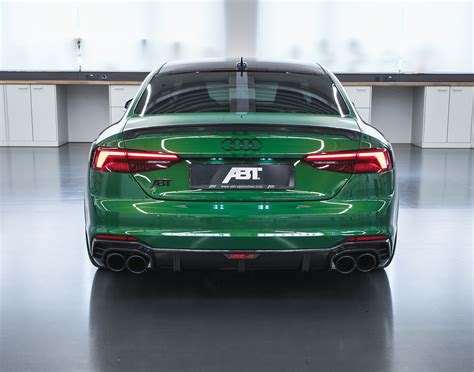Audi Rs5 Abt by Powerful Abt Audi Rs5 R Packs 530 Hp Supercar Report