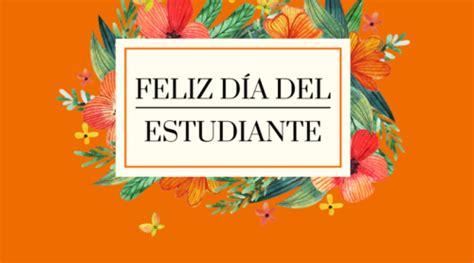 Feliz D 205 A Del Estudiante Escuela San Juan | tarjeta del dia del alumno ideas de tarjetas y postales de