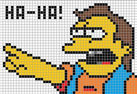 pattern grid oredict pixel art a imprimer l impression 3d