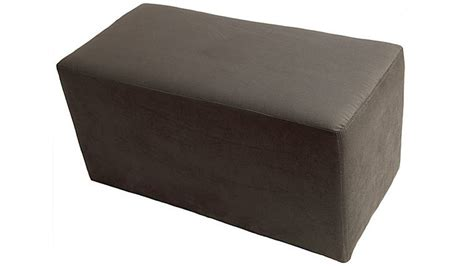 cube bench large cube stool 900mm commercial seating bench wide