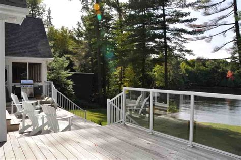 Luxury Cottage Rentals Ontario by Luxury Muskoka Cottage For Rent On Lake Muskoka Near