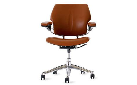 Niels Diffrient Freedom Chair by Freedom Task Chair Prima Leather Bernini Design Within Reach