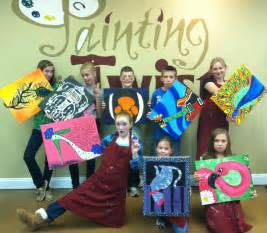 Painting With A Twist Painting With A Twist Kid S Choice Charlottehappening