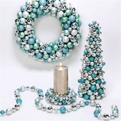 elegant tiffany blue christmas decor amazing design for less