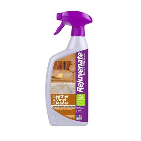 rejuvenate  oz leather  vinyl cleaner rjcl