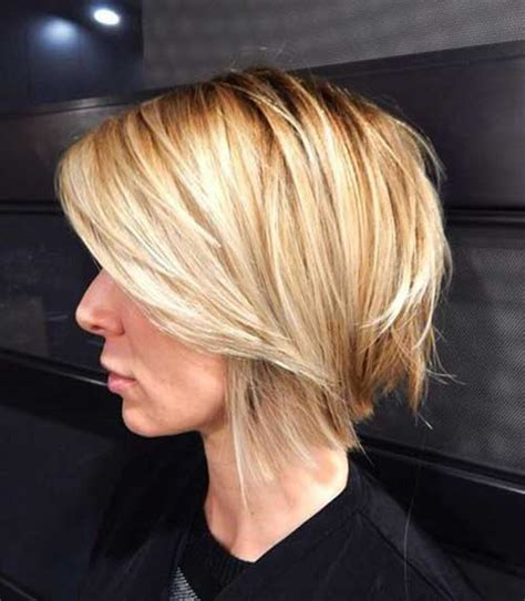 how to cut stack bob with side swept bangs pretty short bob hairstyles with side swept bangs bob