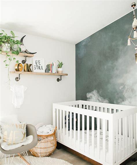 tapisserie chambre enfant papier peint enfant pour une chambre bb tapisserie grise