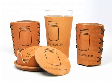 Handmade Leather Goods Usa - ole jar made in usa leather goods