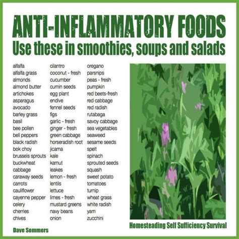 Garden Of For Your Inflammation Anti Inflammatory Food List Ayurveda