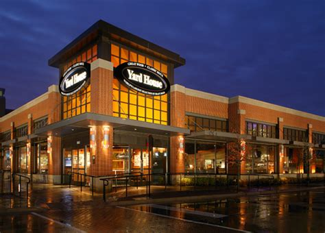 Yonkers Westchester S Ridge Hill Locations Yard House Restaurant