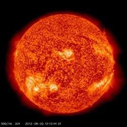 la lumi 232 re cr 233 233 e par le soleil met des milliers voire des